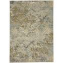 "Karastan Rugs Touchstone 9' 6""x12' 11"" Rectangle Ornamental Area Rug - Item Number: 90945 90075 114155"