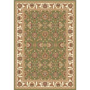 Kas Chateau 5.3 x 7.7 Area Rug : Green