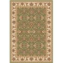 Kas Chateau 5.3 x 7.7 Area Rug : Green - Item Number: 939115538