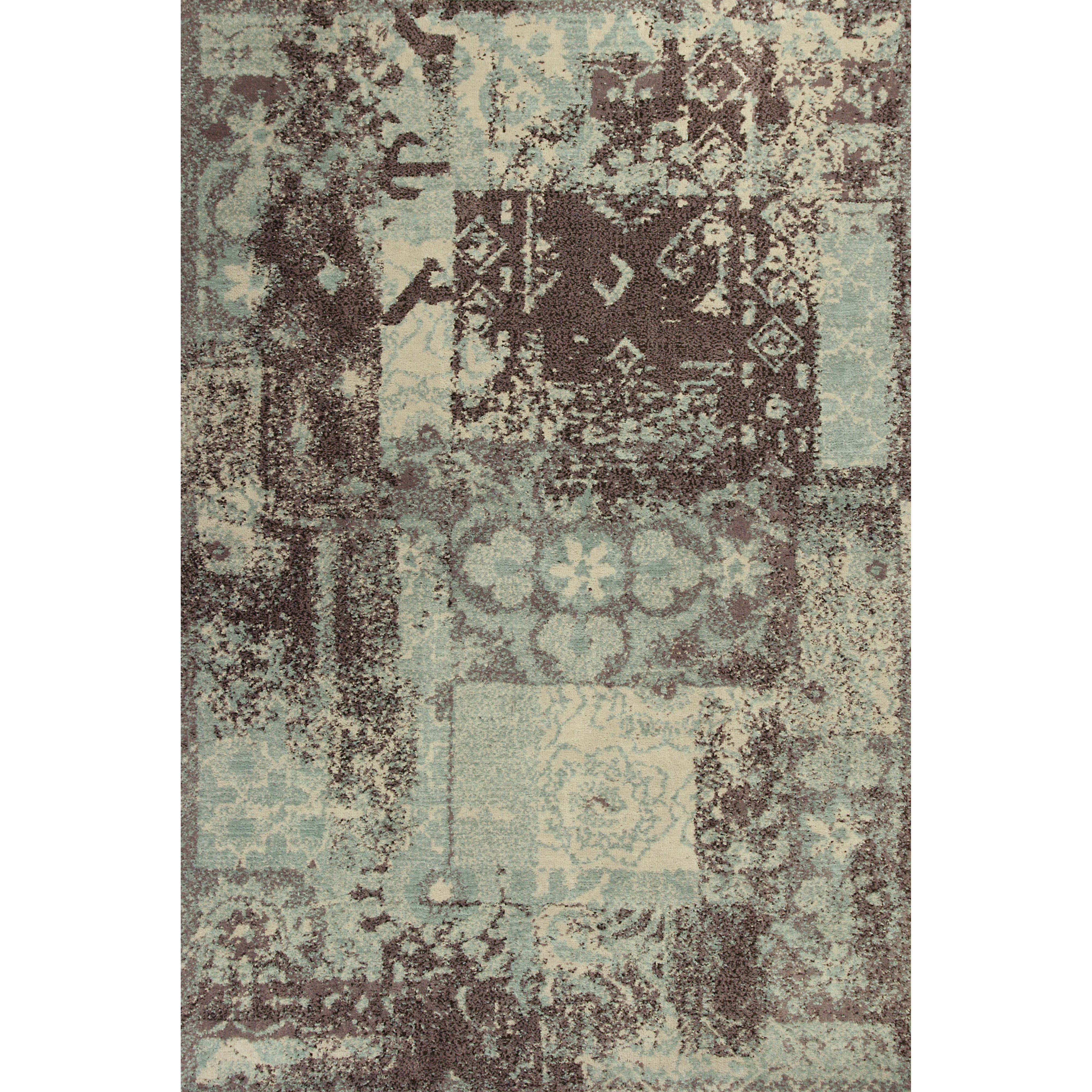 "Kas Allure 6'7"" x 9'6"" Rug - Item Number: ALU405367X96"