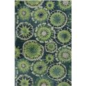 "Kas Allure 6'7"" x 9'6"" Rug - Item Number: ALU406067X96"