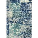"Kas Allure 6'7"" x 9'6"" Rug - Item Number: ALU406267X96"