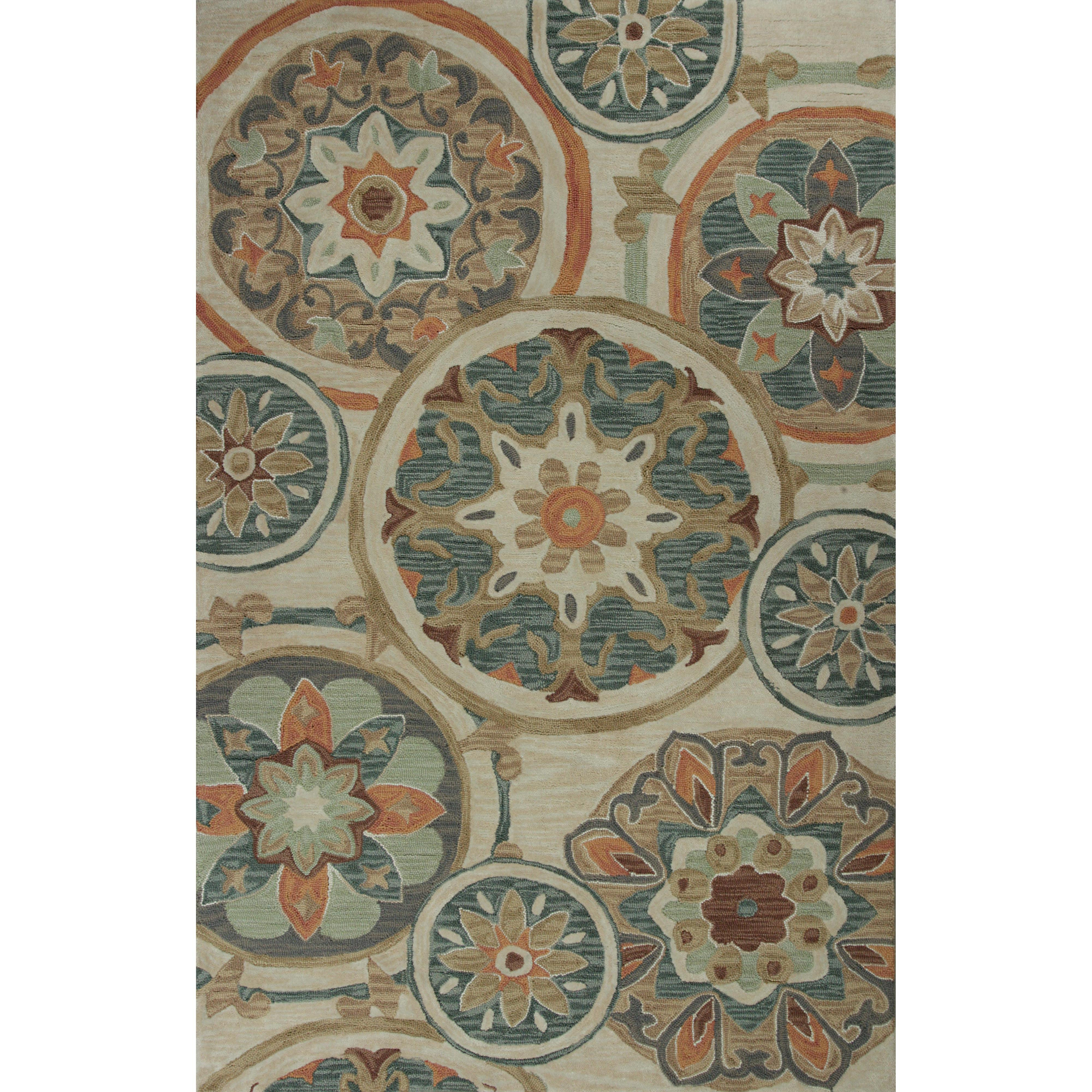 "Kas Anise 5' x 7'6"" Rug - Item Number: ANI24085X76"