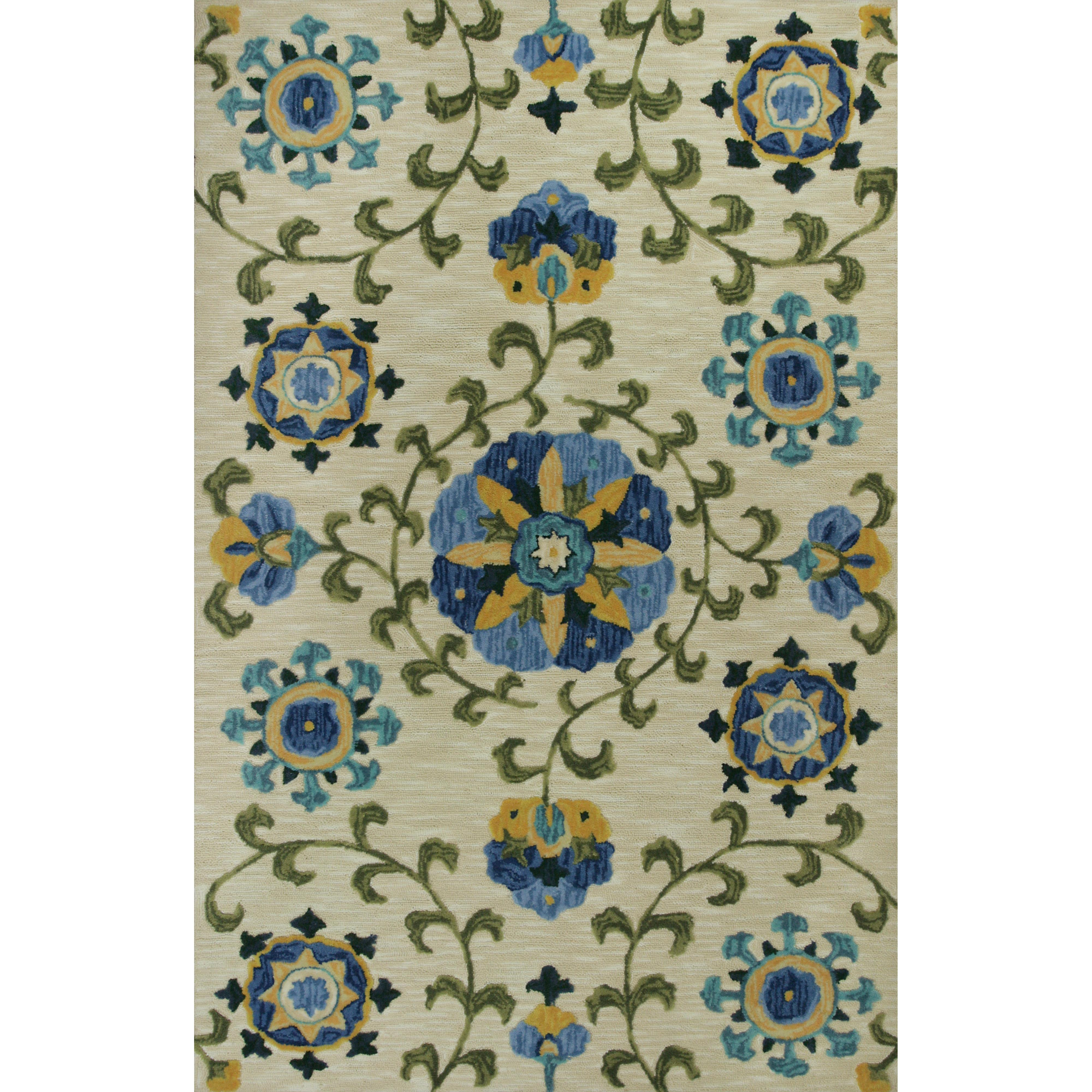 "Kas Anise 7'9"" x 9'9"" Rug - Item Number: ANI241079X99"