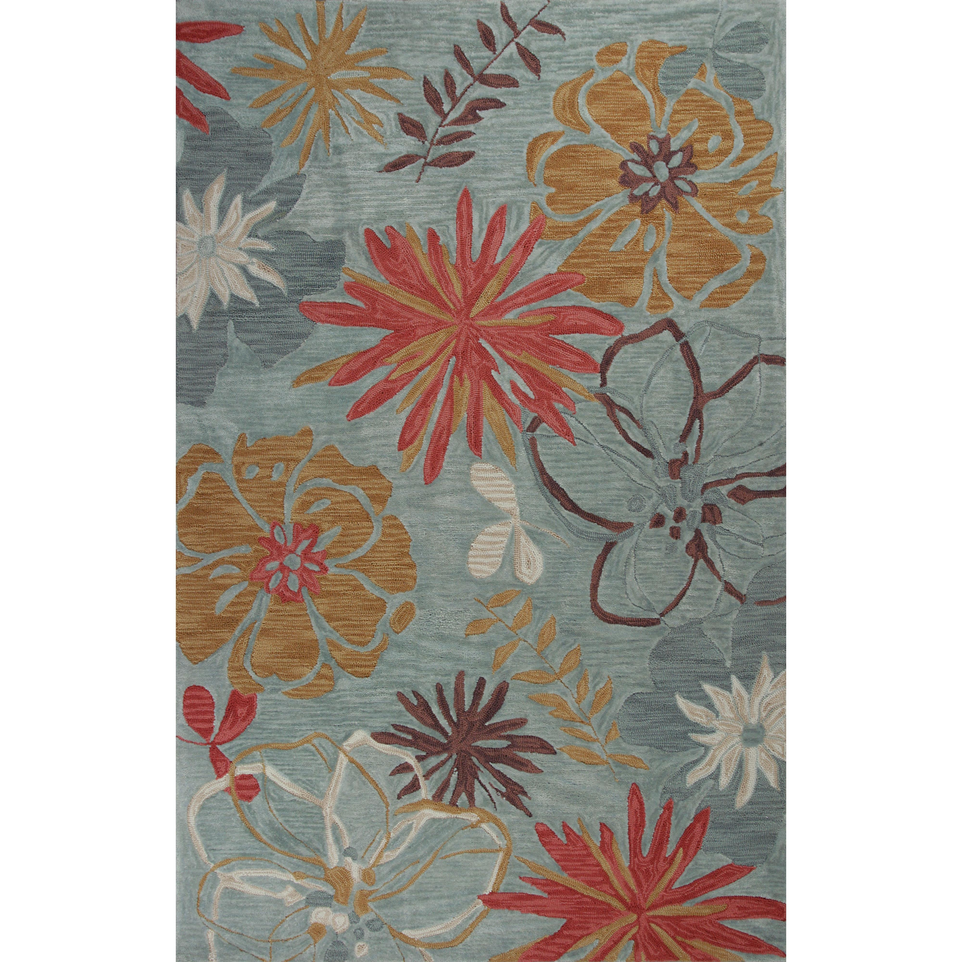 "Kas Anise 5' x 7'6"" Rug - Item Number: ANI24155X76"