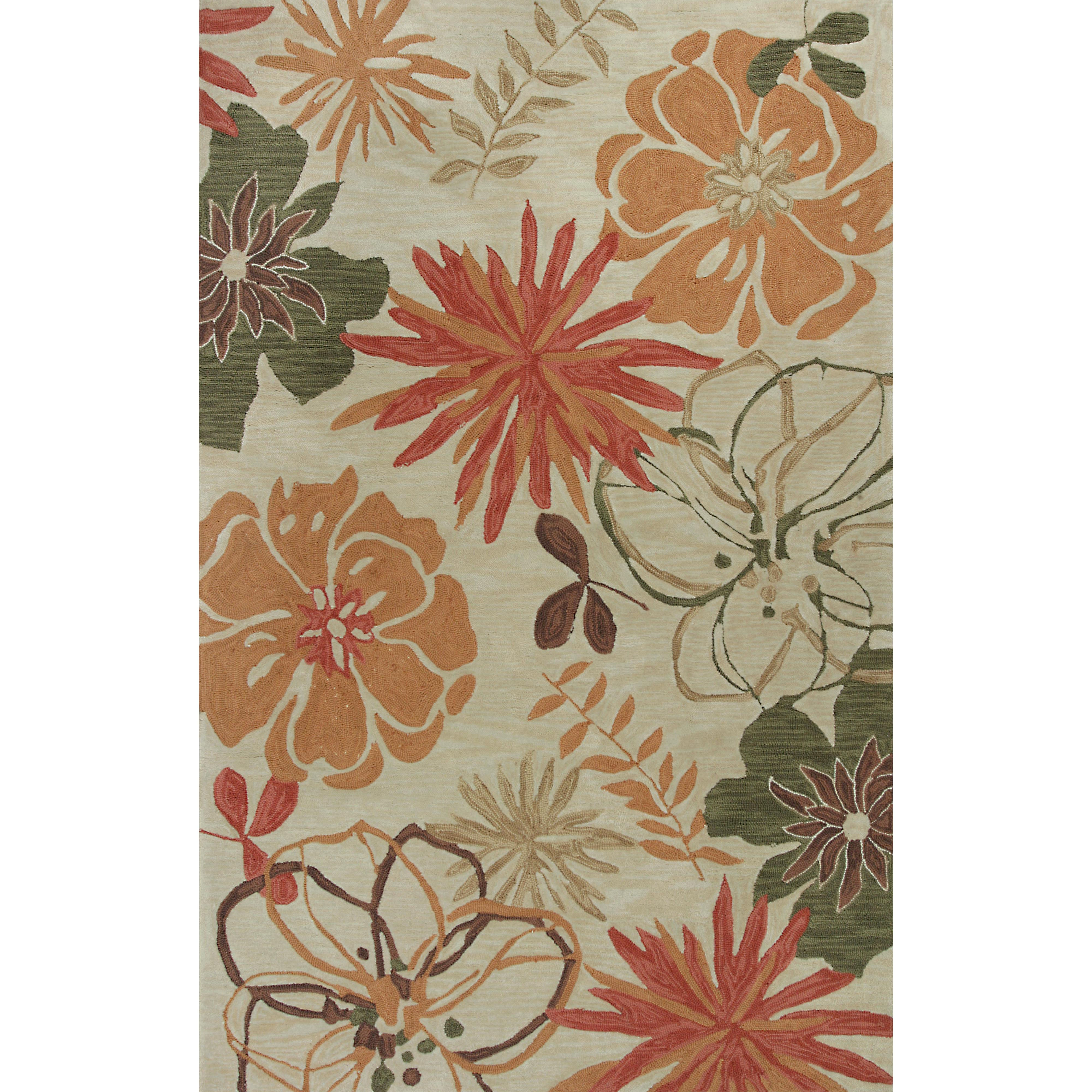 "Kas Anise 3'3"" x 5'3"" Rug - Item Number: ANI241733X53"