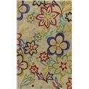 "Kas Anise 5' x 7'6"" Rug - Item Number: ANI24185X76"