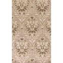 Kas Artisan 5' X 8' Sand Damask Area Rug - Item Number: ART21525X8
