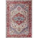 "Kas Ashton 7'7"" X 5'3"" Area Rug - Item Number: ASH771053X77"
