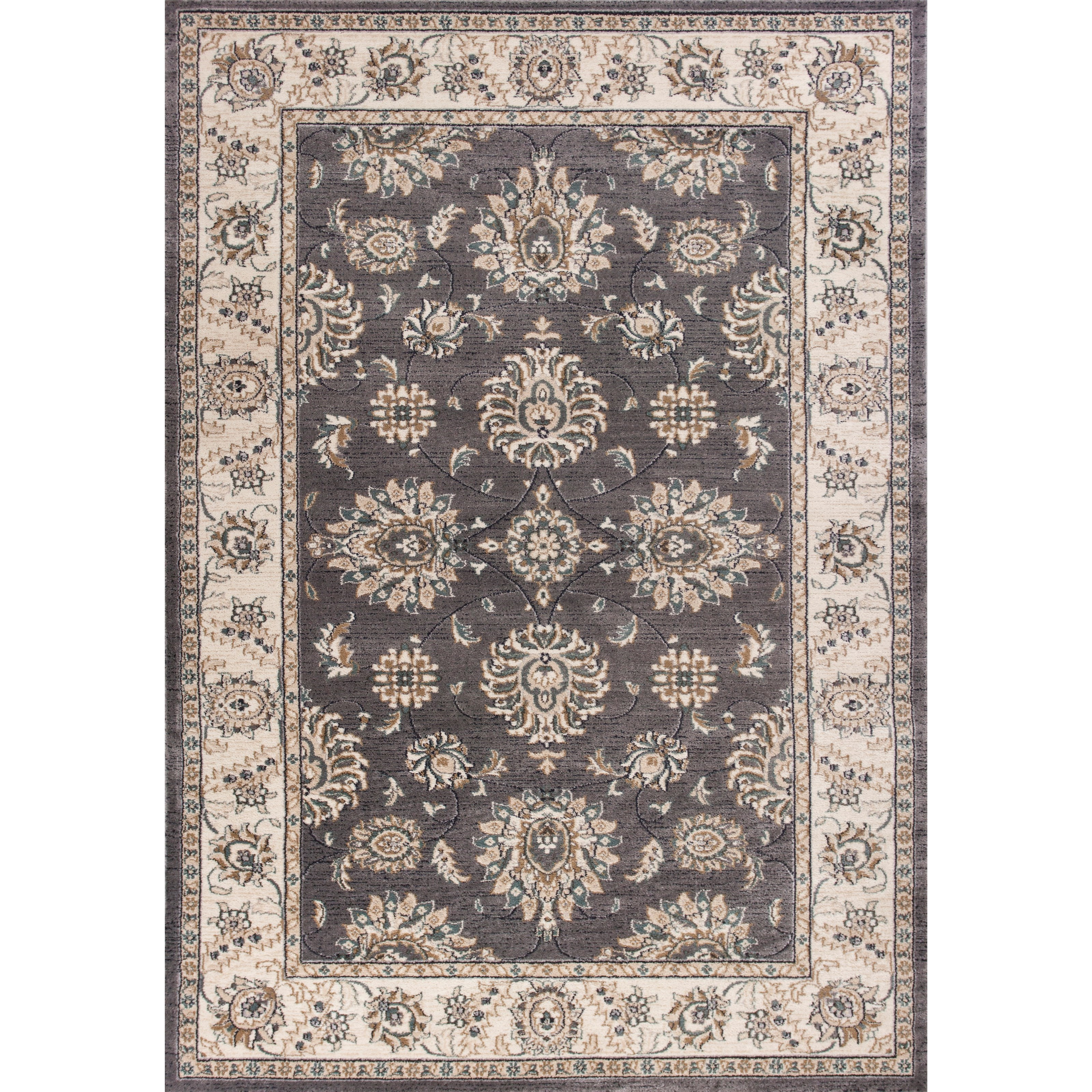 """Avalon 7'10"""" Round Rug by Kas at Zak's Home"""