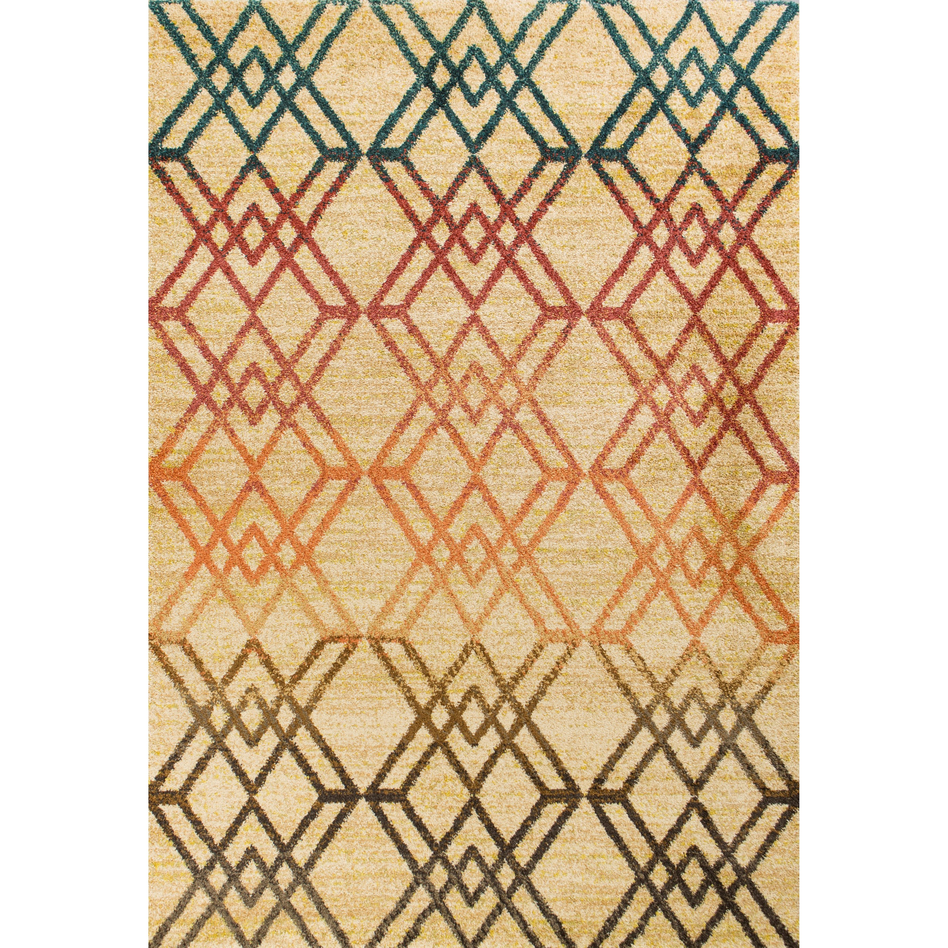 "Barcelona 11'2"" X 7'10"" Area Rug by Kas at Zak's Home"