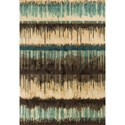 "Kas Barcelona 7'7"" X 5'3"" Area Rug - Item Number: BAR447653X77"
