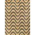 "Kas Barcelona 11'2"" X 7'10"" Area Rug - Item Number: BAR4477710X112"