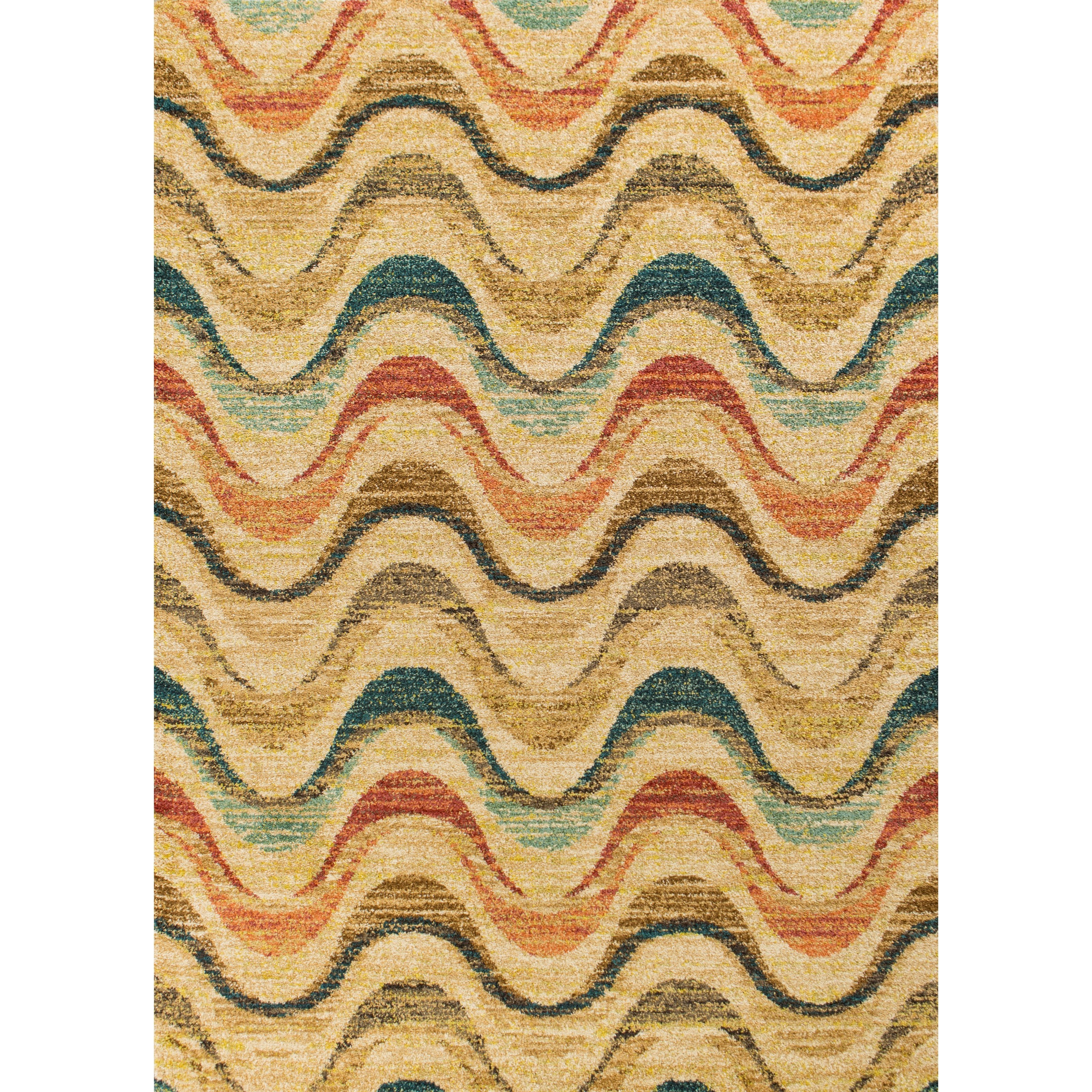 "Barcelona 13'2"" X 9'10"" Area Rug by Kas at Zak's Home"