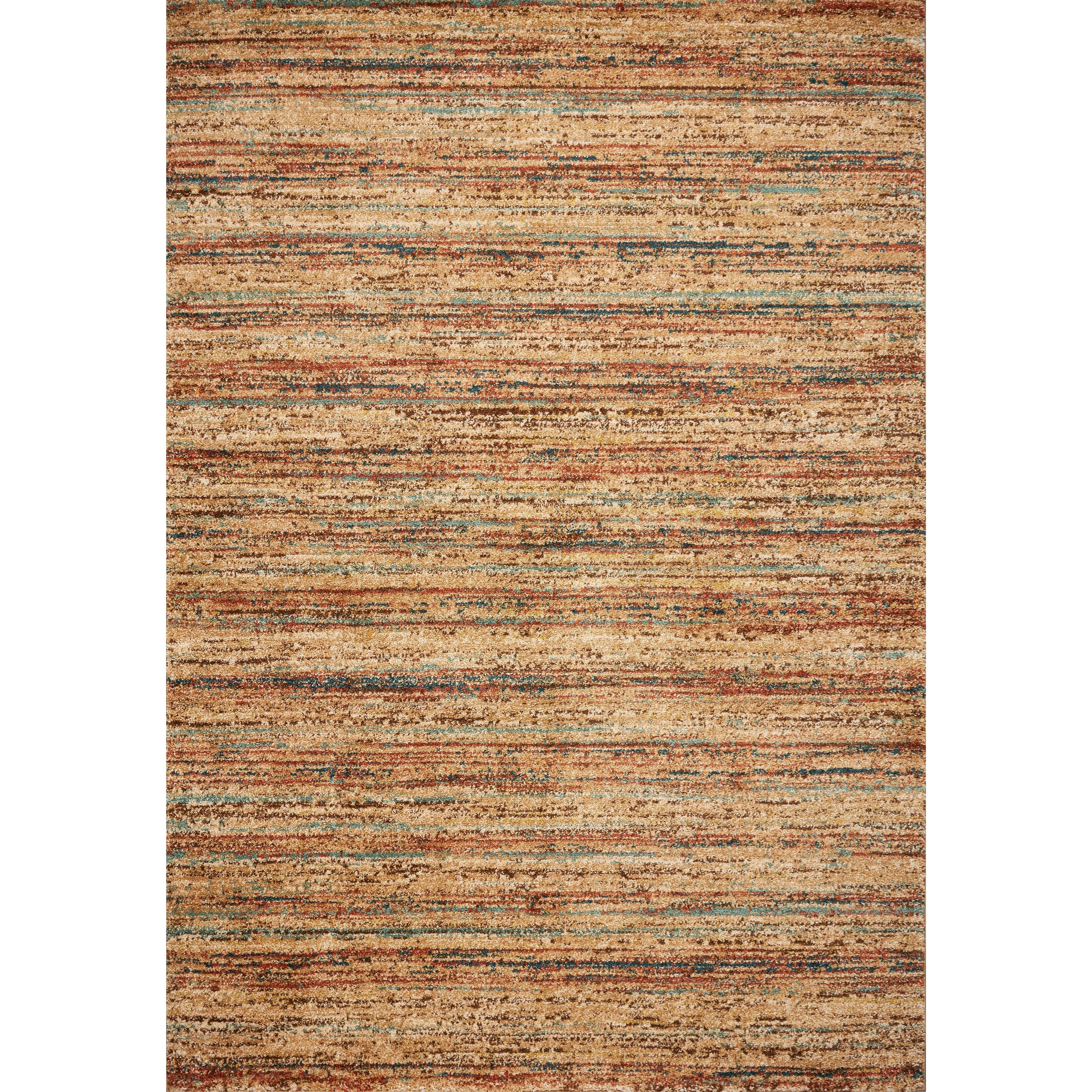 "2'7"" x 4'11"" Sand Reflections Rug"