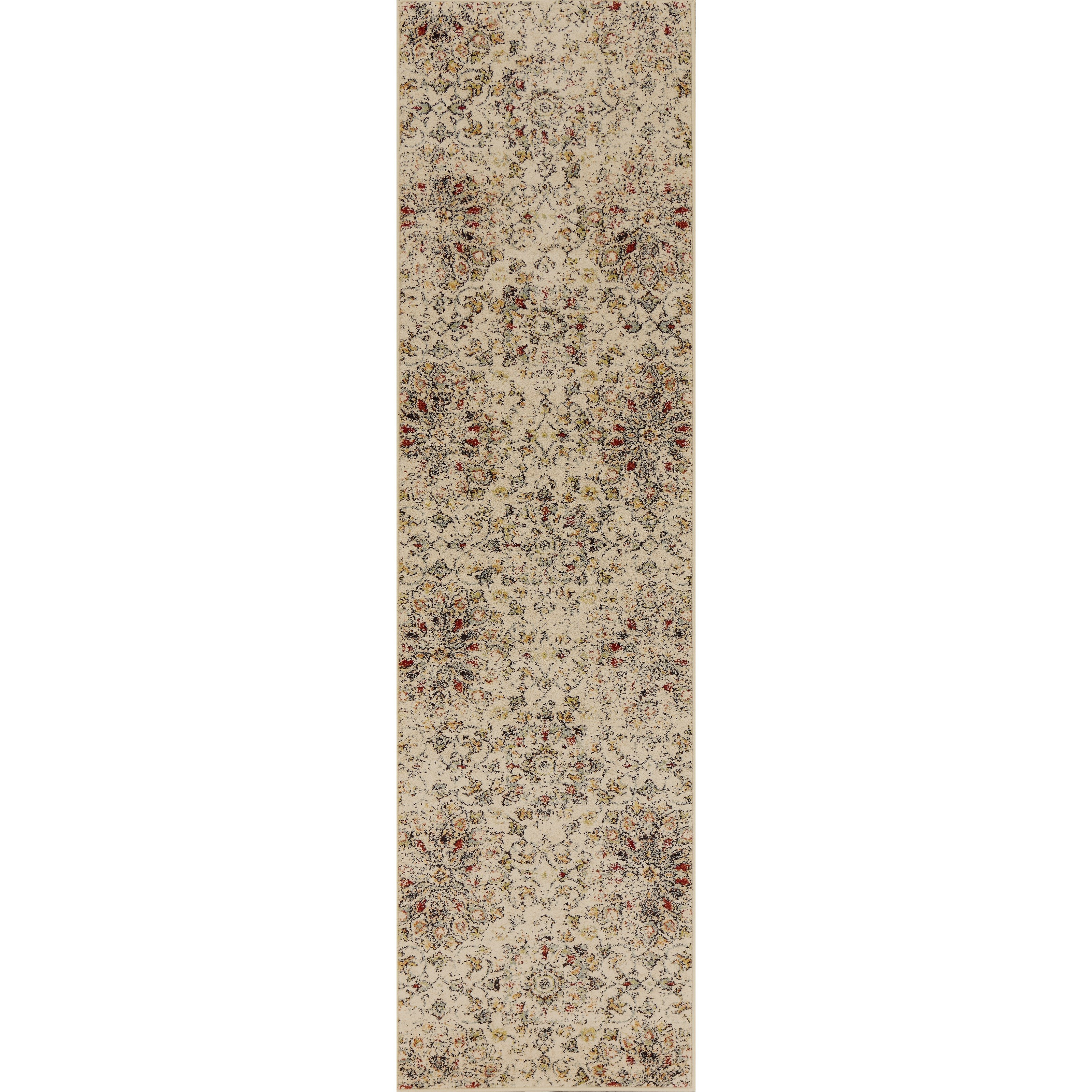 """Bob Mackie Home Vintage 7'10"""" X 2'2"""" Runner by Kas at Zak's Home"""