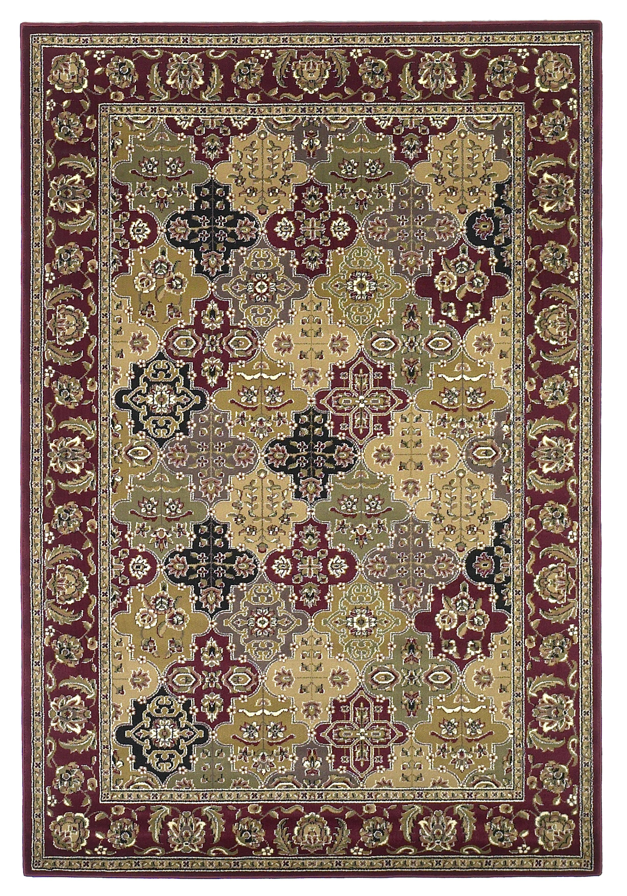 "Kas Cambridge 7'7"" x 10'10"" Rug - Item Number: CAM732577X1010"