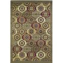 "Kas Cambridge 2'3"" x 3'3"" Rug - Item Number: CAM734523X33"