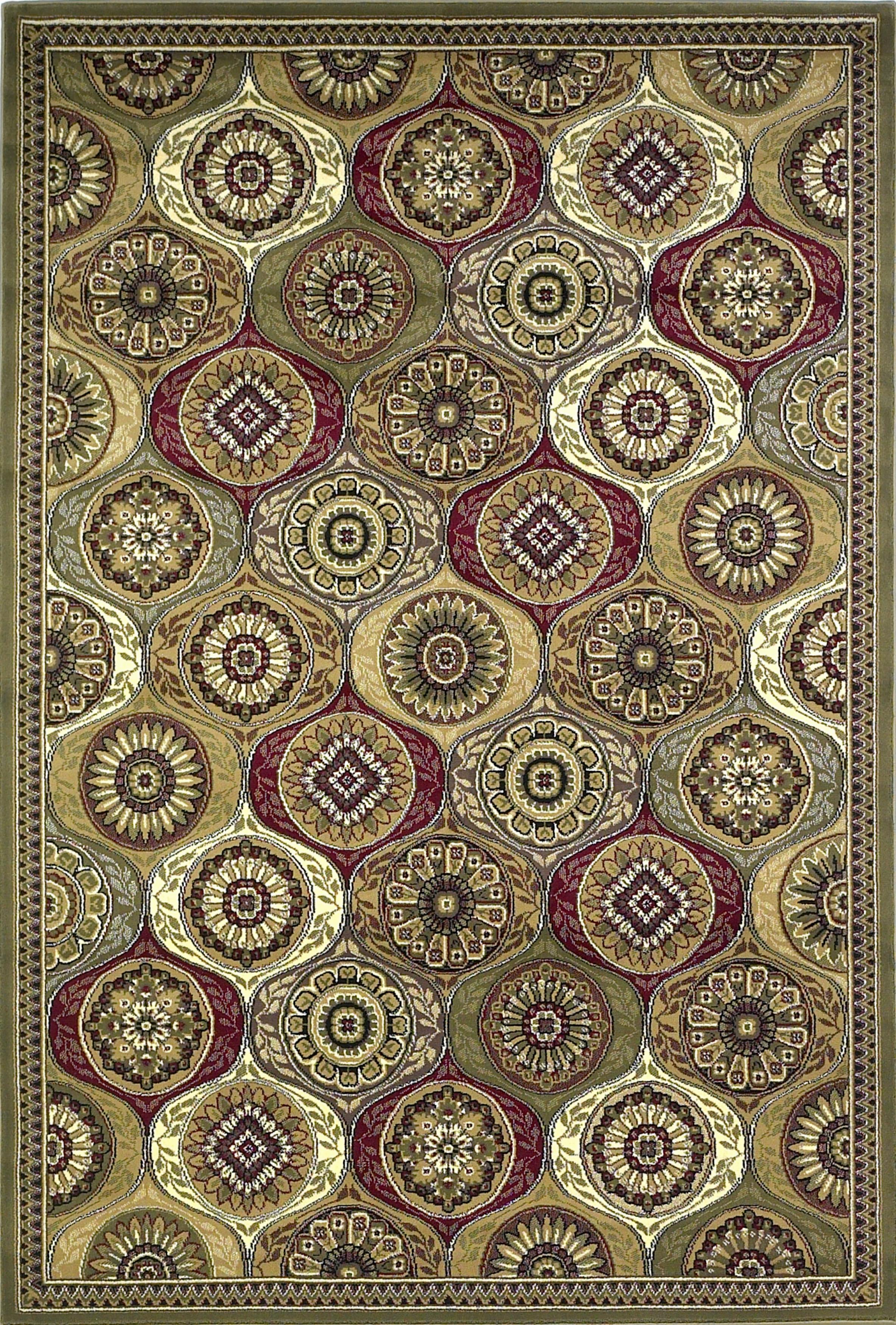 "Kas Cambridge 5'3"" x 7'7"" Rug - Item Number: CAM734553X77"