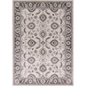 "Kas Chandler 3'3"" X 4'11"" Grey Traditions Area Rug - Item Number: CHD490233X411"