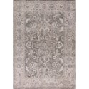 "Kas Chandler 6'6"" X 9'6"" Grey/Taupe Imperial Area Rug - Item Number: CHD490566X96"