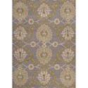 """Kas Chelsea 2'3"""" X 3'9"""" Lilac Courtney Area Rug - Item Number: CHE239127X45"""