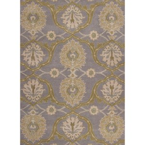 Kas Chelsea 8' X 10' Lilac Courtney Area Rug