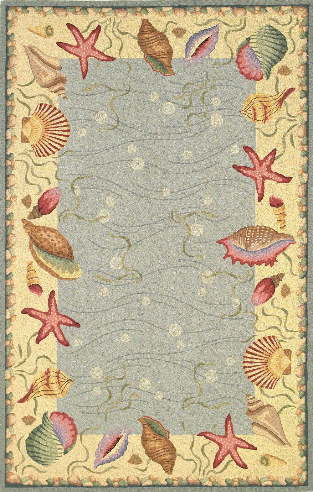 "Kas Colonial 30"" x 50"" Rug - Item Number: COL180430X50"