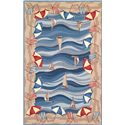 "Kas Colonial 8' x 10'6"" Rug - Item Number: COL18098X106"