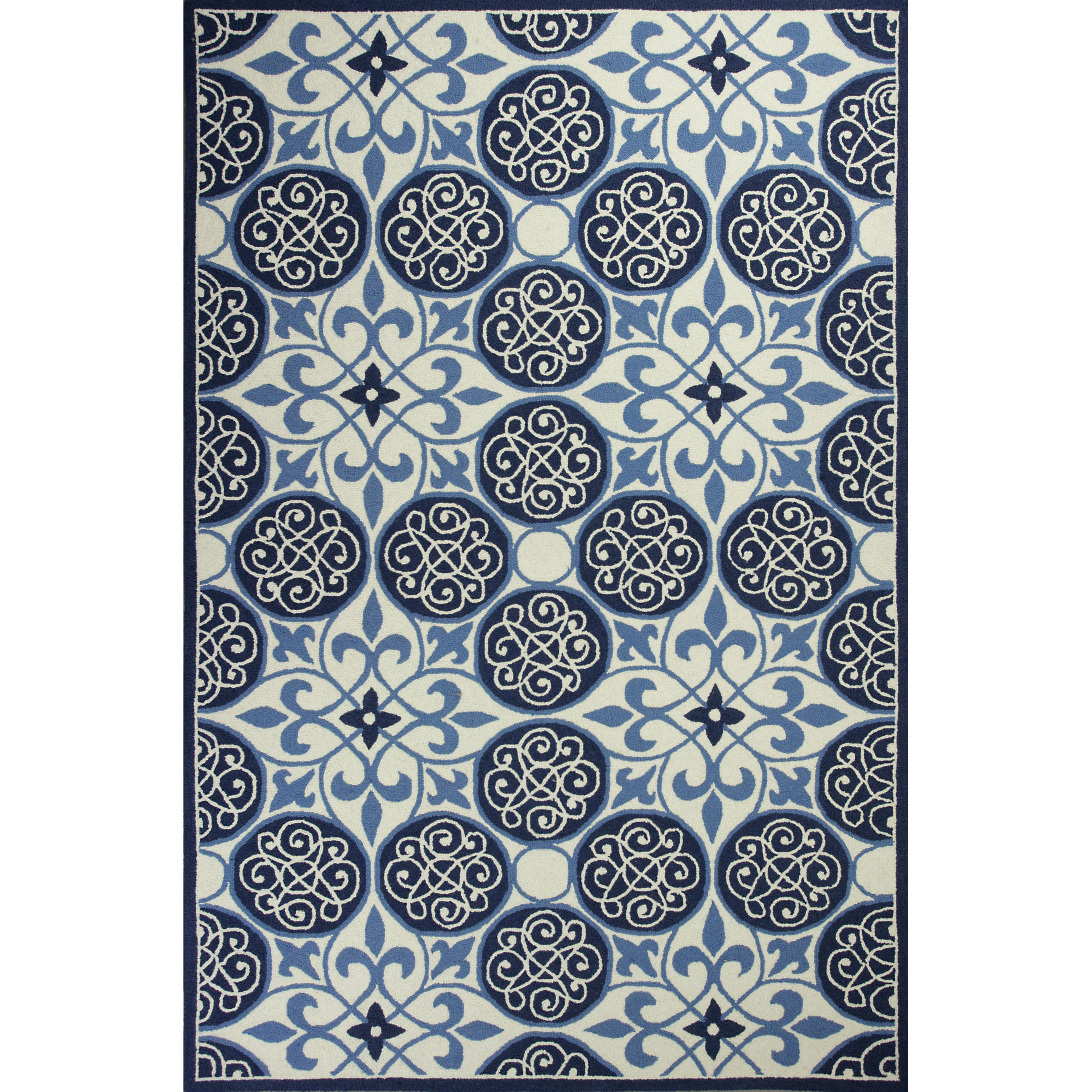 Kas Colonial 2' x 8' Runner - Item Number: COL18222X8RU