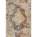 "Kas Corsica 7'7"" X 5'3"" Area Rug - Item Number: COS785053X77"