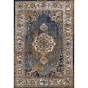 "Kas Corsica 7'7"" X 5'3"" Area Rug - Item Number: COS785353X77"