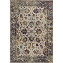 "Kas Corsica 4'11"" X 3'3"" Area Rug - Item Number: COS785533X411"