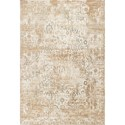 "Kas Crete 7'10"" X 11'2"" Beige Illusion Area Rug - Item Number: CRE6509710X112"