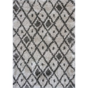 "Kas Delano 5'3"" X 7'7"" Beige Elements Area Rug"