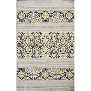 "Kas Donny Osmond Home Escape 3'3"" X 5'3"" Natural Serenity Area Rug"