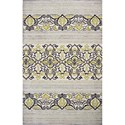 Kas Donny Osmond Home Escape 5' X 7' Natural Serenity Area Rug - Item Number: DOE79015X7