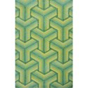 "Kas Donny Osmond Home Escape 7'6"" X 9'6"" Ocean Connections Area Rug - Item Number: DOE790476X96"