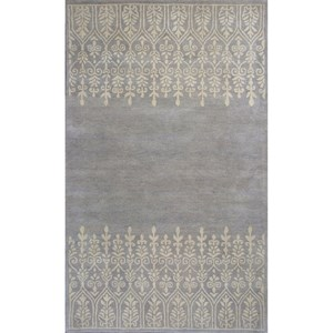 "Kas Donny Osmond Home Harmony 3'3"" X 5'3"" Grey Traditions Area Rug"