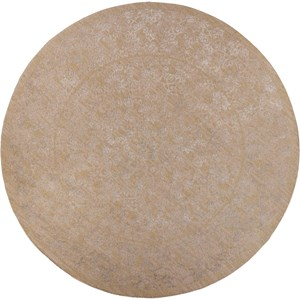 """Kas Donny Osmond Home Timeless 7'7"""" X 7'7"""" Champagne Tranquility Area Rug"""