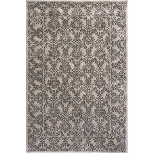 "Kas Donny Osmond Home Timeless 2'2"" X 7'11"" Silver Tranquility Area Rug"