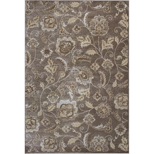 "Kas Donny Osmond Home Timeless 2'2"" X 7'11"" Metallic Charisma Area Rug"