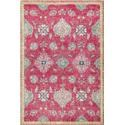 "Kas Dreamweaver 7'7"" X 5'3"" Area Rug - Item Number: DRE585453X77"