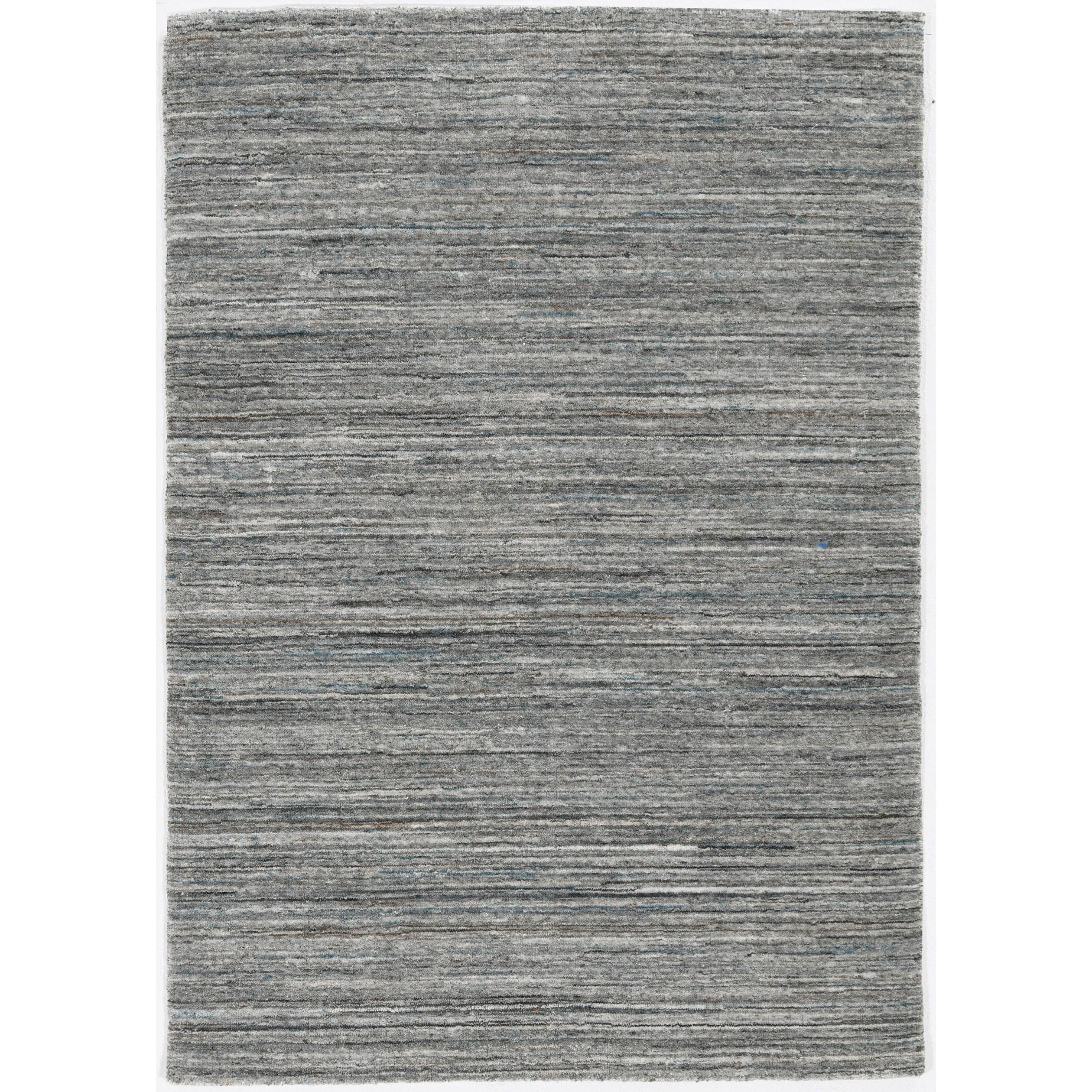 5' x 8' Grey Landscape Rug
