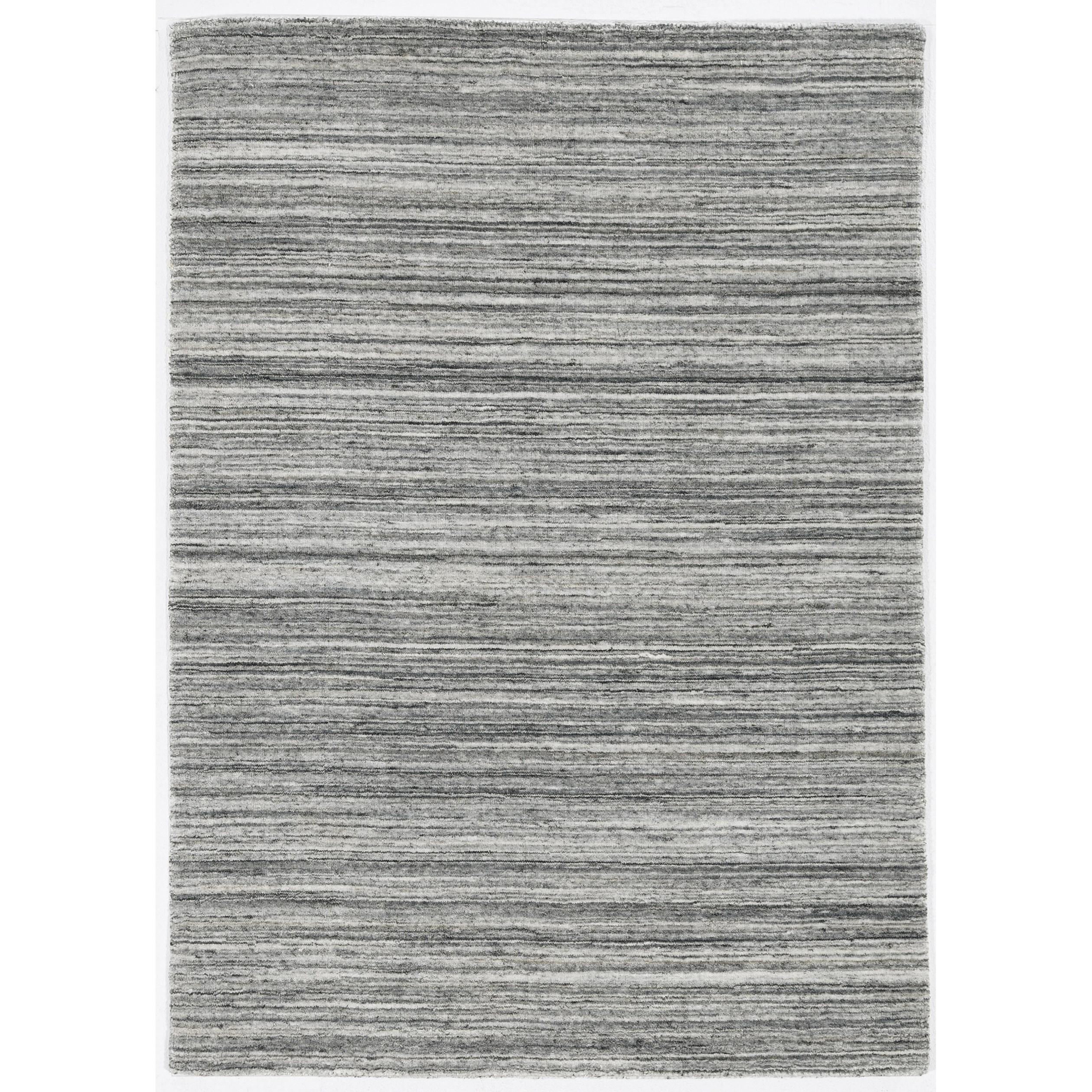 Dune 5' x 8' Grey Villa Rug by Kas at Darvin Furniture