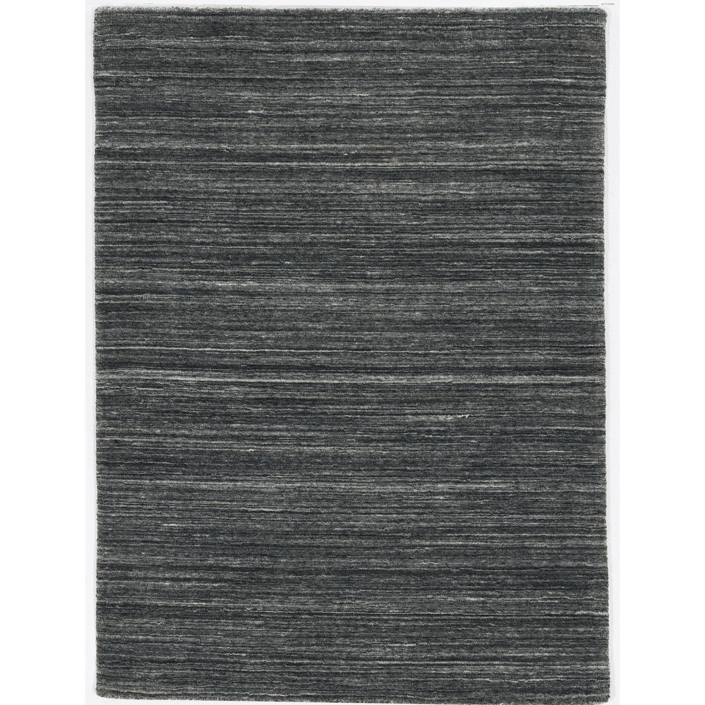 Dune 5' x 8' Charcoal Villa Rug by Kas at Darvin Furniture