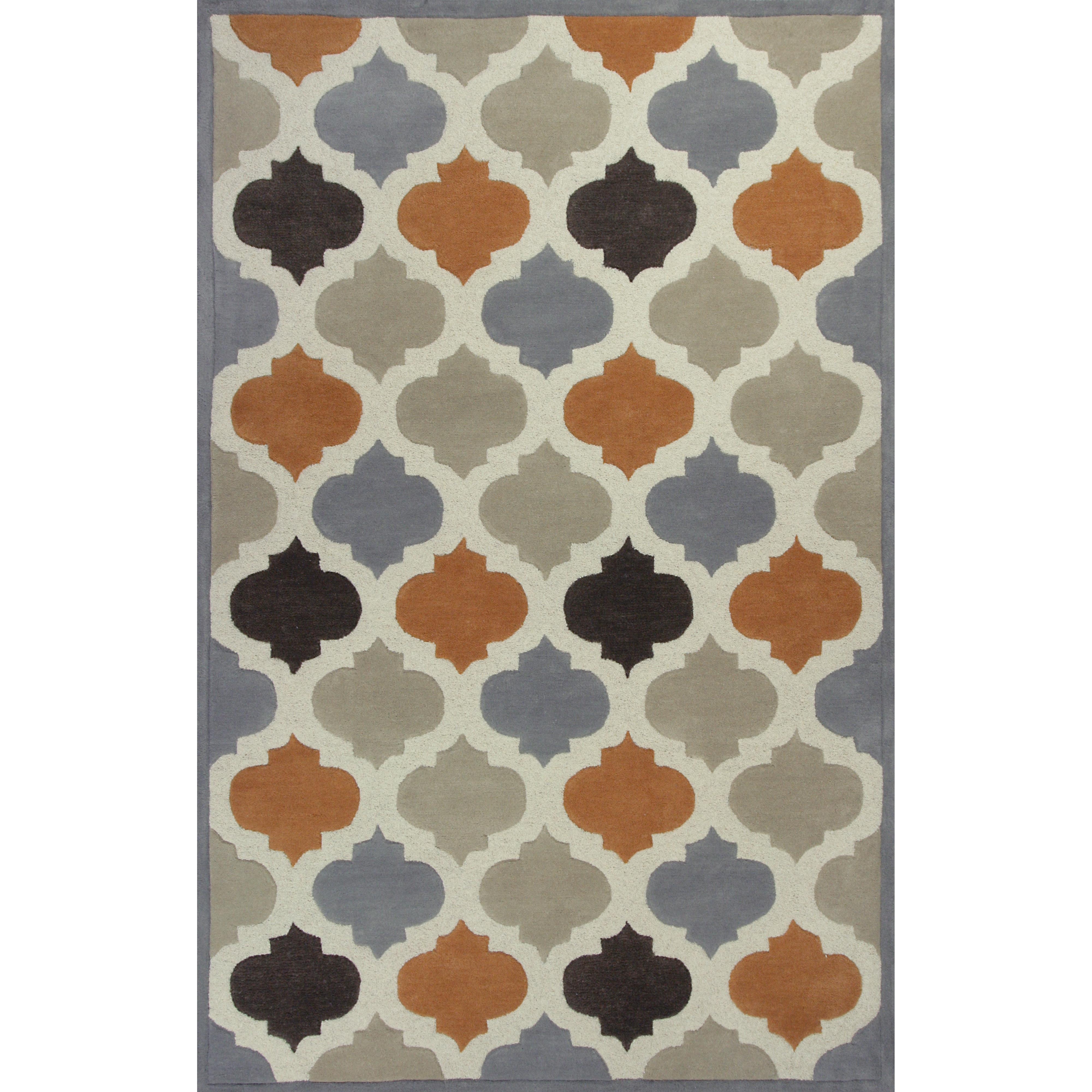"Kas Eternity 8' x 10'6"" Rug - Item Number: ETE10688X106"