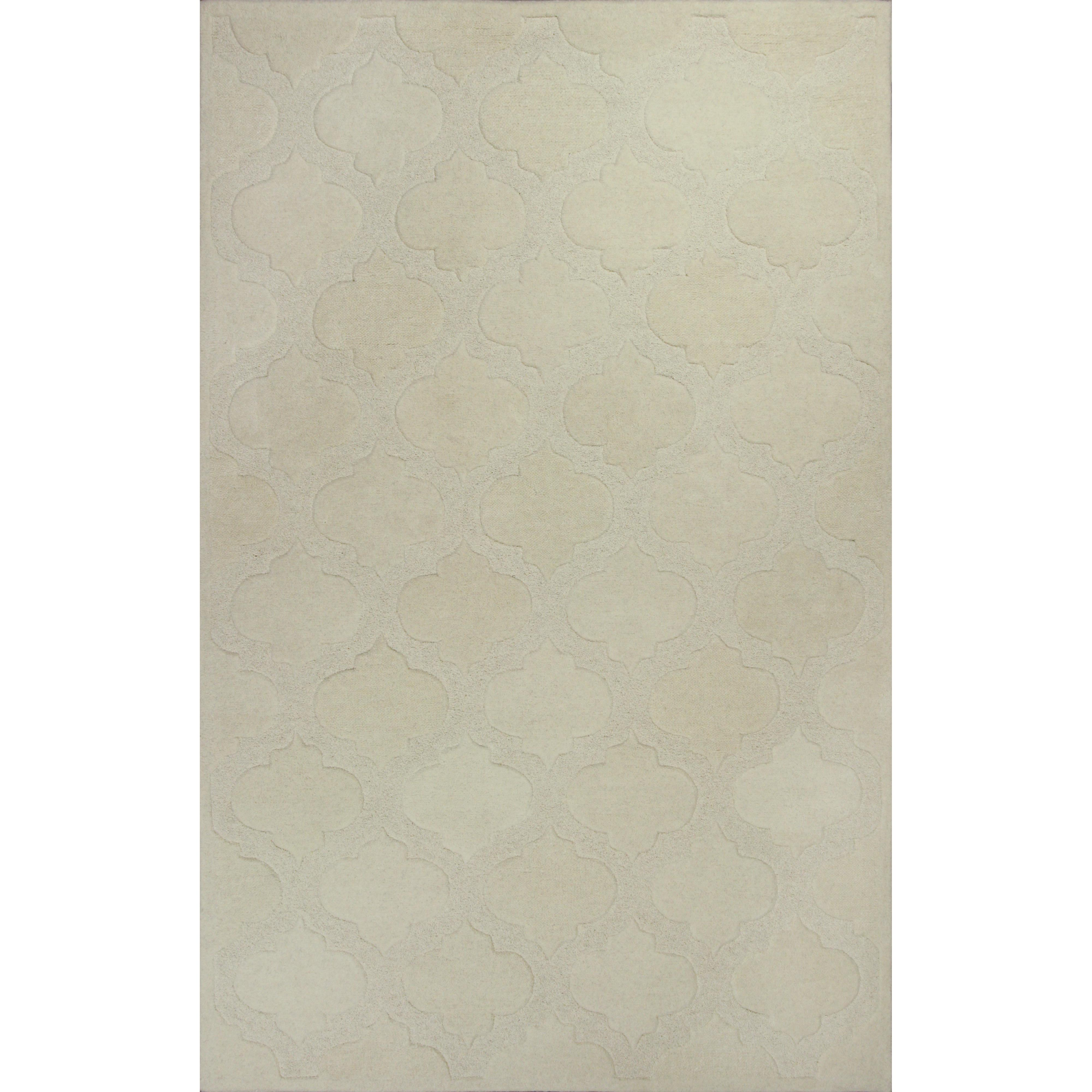 "Kas Eternity 27"" x 45"" Rug - Item Number: ETE106927X45"