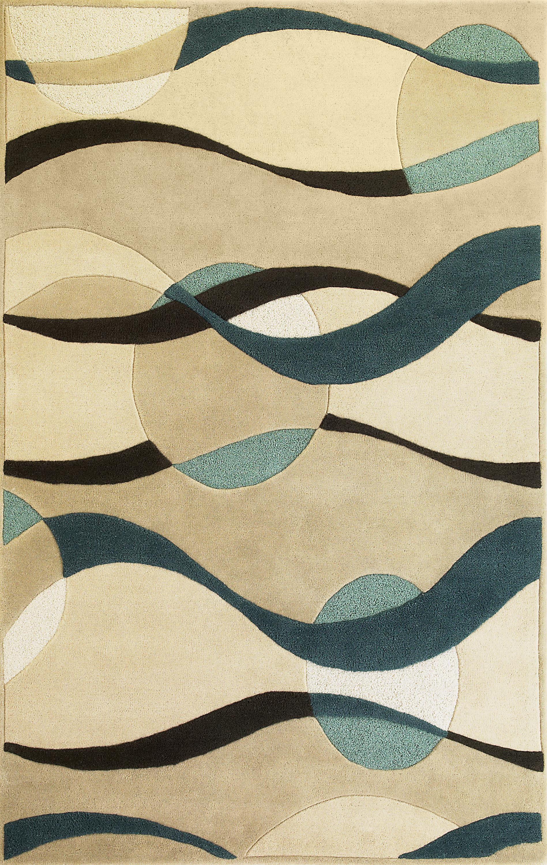 "Kas Eternity 3'3"" x 5'3"" Rug - Item Number: ETE109333X53"