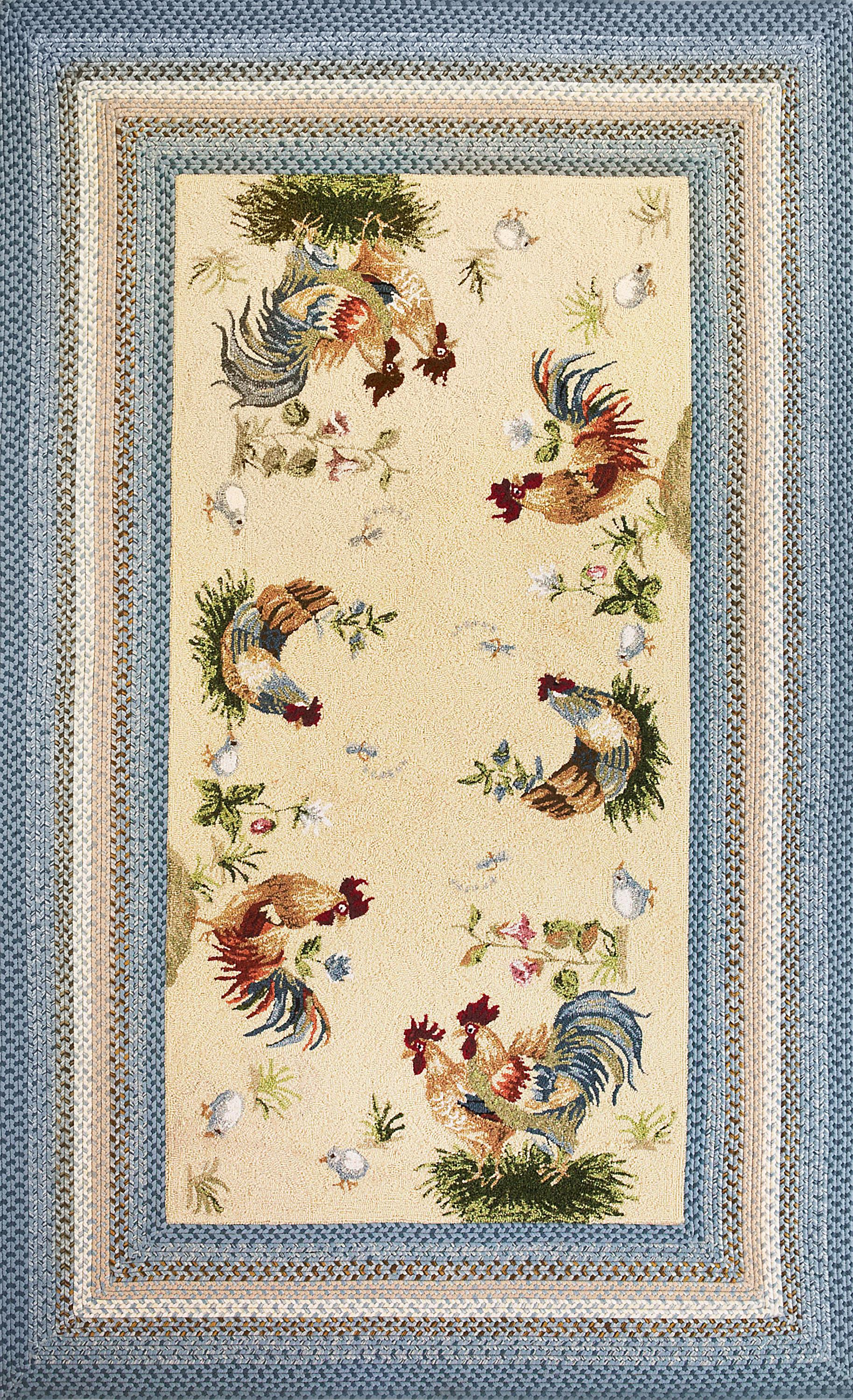 "Kas Fairfax 7'6"" x 9'6"" Rug - Item Number: FAI550876X96"